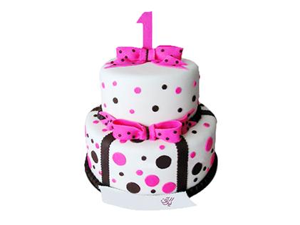 سفارش اینترنتی کیک - کیک تولد آریا 1 | کیک آف