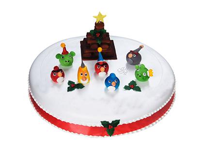 خرید آنلاین کیک - کیک انگری بردز 1 | کیک آف