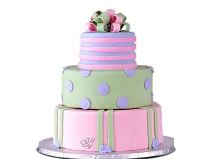 سفارش کیک فوندانت در اصفهان - کیک آندلس 4 | کیک آف