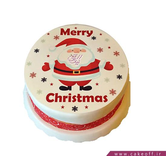 کیک سال نو - مردی که کریسمس را اختراع کرد | کیک آف