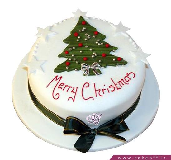 کیک سال نو - کیک کریسمس - کیک معجزه در خیابان سی و چهارم | کیک آف