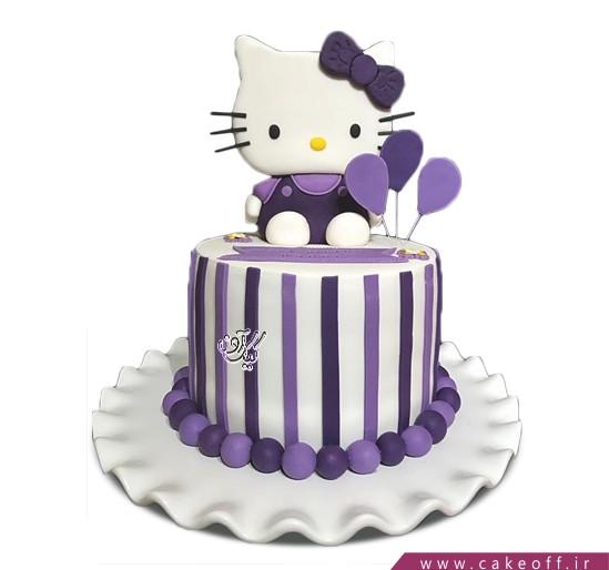 کیک کیتی ویولت