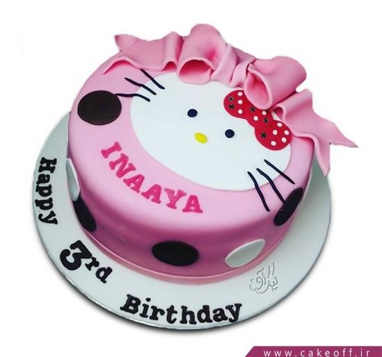 کیک کیتی ملوس