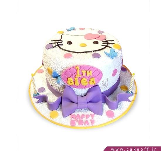 کیک کیتی جان