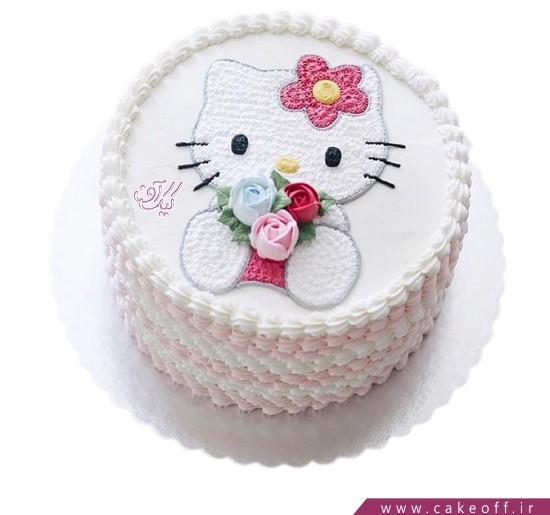 کیک تولد کیتی دلربا