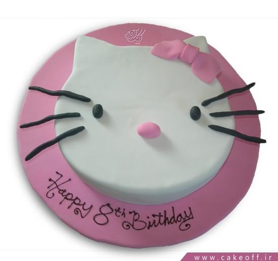 کیک کیتی آروم