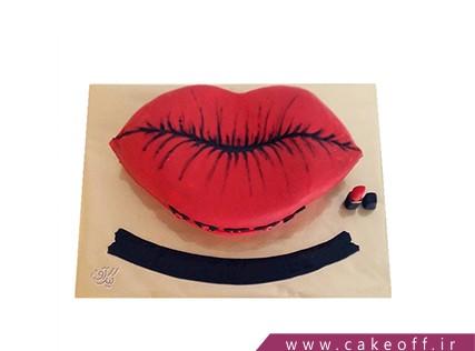 سفارش کیک لب - کیک شیرین لب | کیک آف