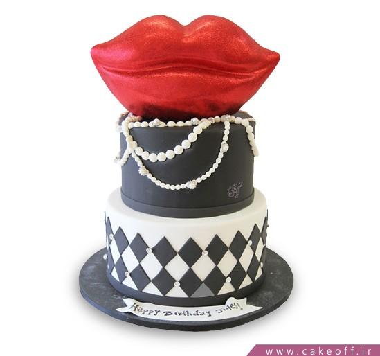 سفارش کیک - کیک لب یار | کیک آف