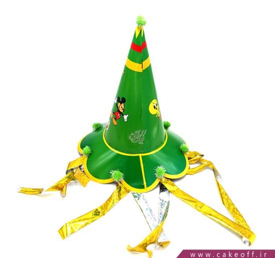 کلاه تولد کودک - کلاه تولد میکی موس طرح دنباله دار | کیکآف