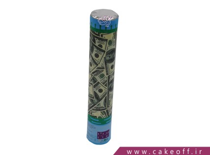 دلار پاش آبی