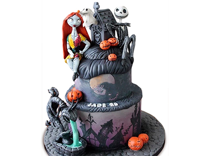 کیک وحشتناک - کیک هالوین 2 | کیک آف