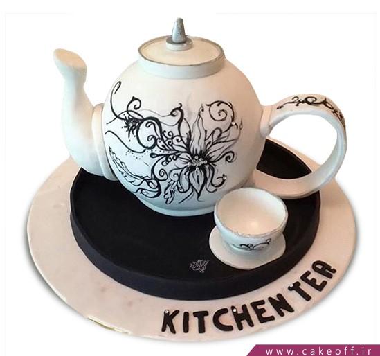 سفارش آنلاین کیک - کیک به وقت چای | کیک آف