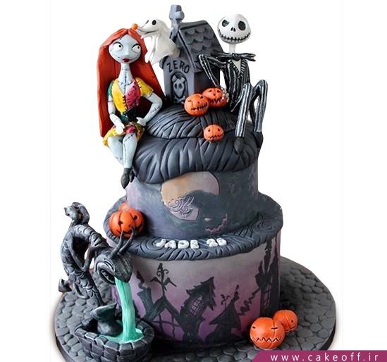کیک هالوین 2