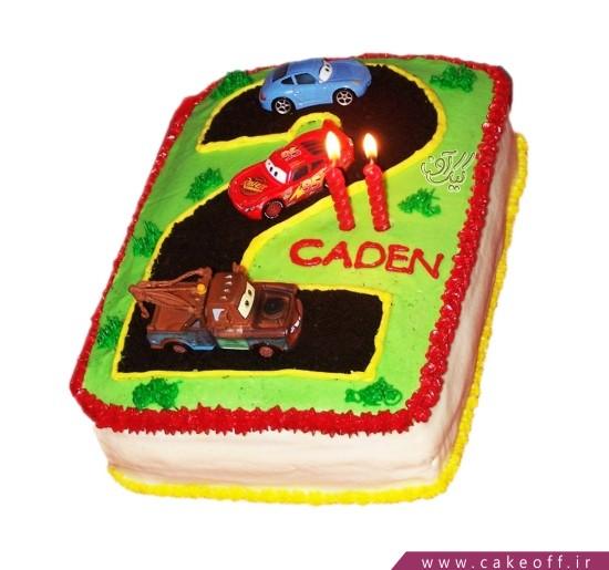 کیک مک کویین در پیست شماره 2