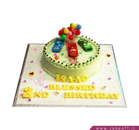 کیک جشن تولد مک کویین