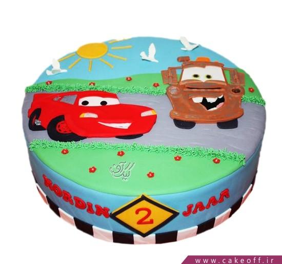 کیک مک کوئین و یک روز دل انگیز