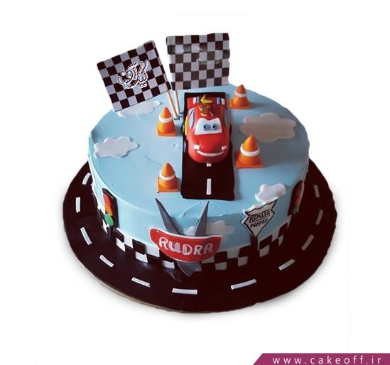 کیک تولد مک کویین 4