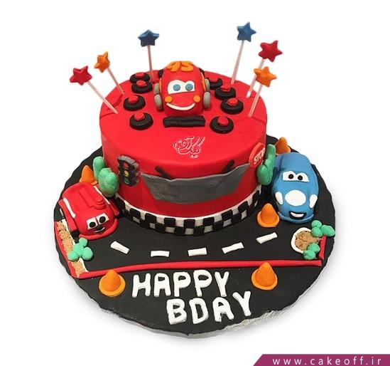 کیک تولد مک کویین 6