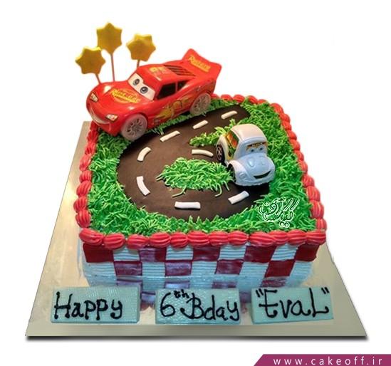 کیک تولد مک کویین 7