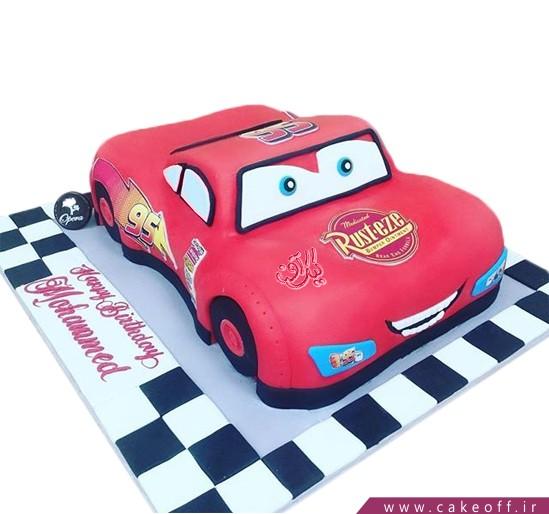 کیک تولد مک کویین 8