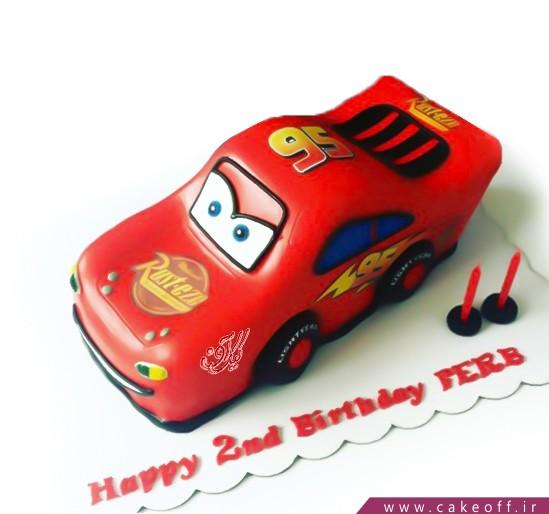 کیک تولد مک کویین 12