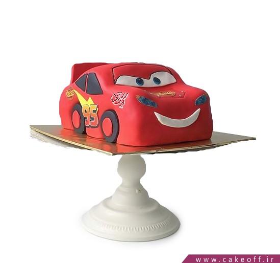 کیک تولد مک کویین 14