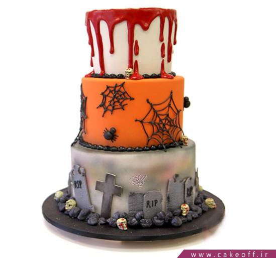 کیک احضار روح