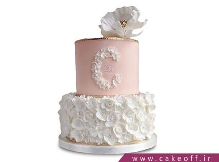 کیک عروسی - کیک نامزدی - کیک قصه عشق من و تو | کیک آف