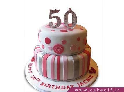 انواع کیک دخترانه - کیک مهستی | کیک آف