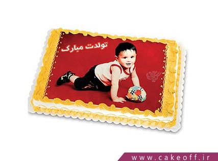 چاپ عکس روی کیک - کیک تصویری خوشمزه | کیک آف