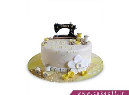 کیک مشاغل - کیک خیاط خوش سلیقه | کیک آف