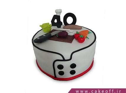 کیک مشاغل - کیک آشپزخانه ی ما | کیک آف