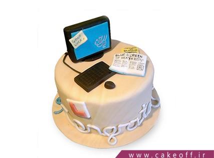 کیک روز مهندس - کیک طراح وبسایت ما | کیک آف