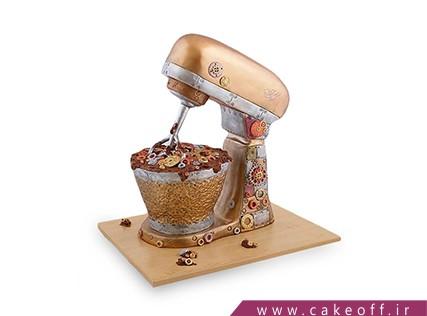 کیک مشاغل - کیک همزن برقی | کیک آف