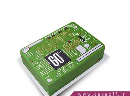 کیک روز مهندس - کیک مدار الکتریکی | کیک آف