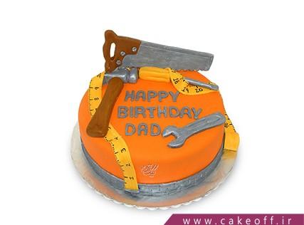کیک مشاغل - کیک استاد نجار | کیک آف