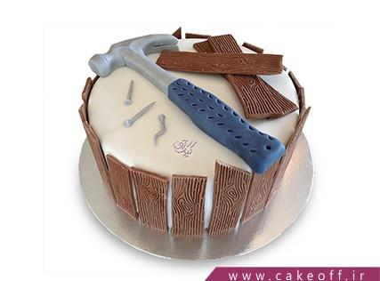 کیک مشاغل - کیک نجار ماهر | کیک آف