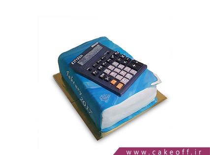 کیک روز حسابدار - کیک حسابرسی | کیک آف