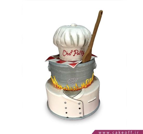 کیک مشاغل - کیک آشپزباشی جون | کیک آف