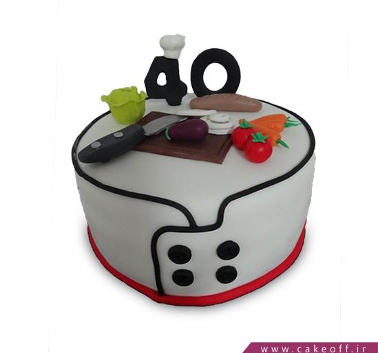 کیک مشاغل - کیک آشپزخانه ی ما   کیک آف