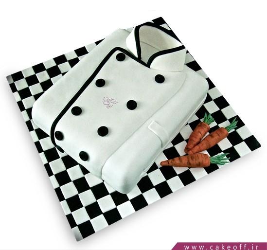کیک مشاغل - کیک آشپز من   کیک آف