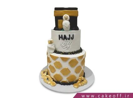 کیک عید قربان - کیک حج 12 | کیک آف