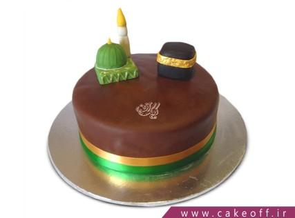 کیک عید قربان - کیک تولد مذهبی - کیک حج 13 | کیک آف