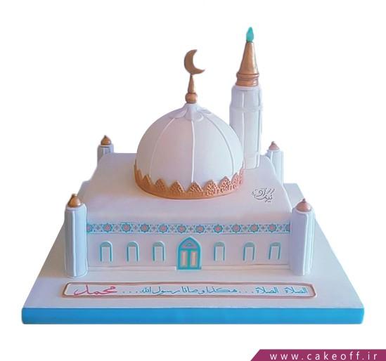 کیک تولد مذهبی - کیک پیامبر | کیک آف