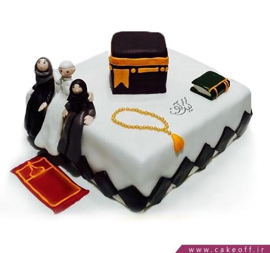 کیک عید قربان - کیک حج ۹ | کیک آف