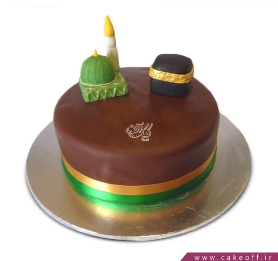 کیک عید قربان - کیک تولد مذهبی - کیک حج ۱۳ | کیک آف