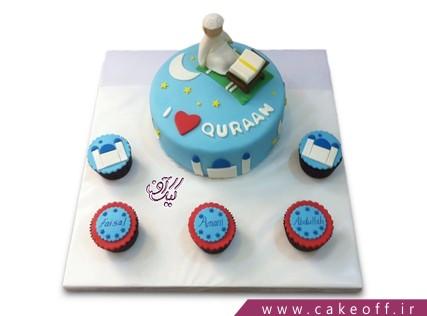 کیک ماه رمضان - کیک سی روز عاشقی | کیک آف