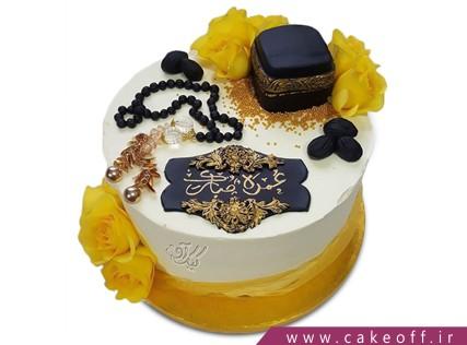 کیک تولد مذهبی - کیک حج 15 | کیک آف