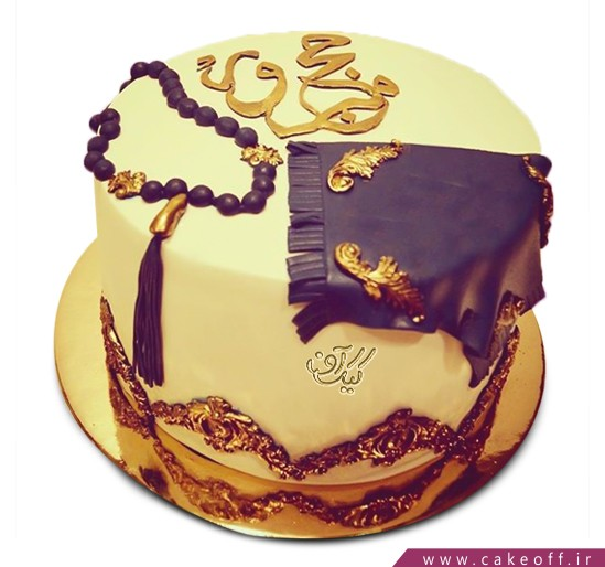 کیک ماه رمضان - کیک ارتباط با خدا | کیک آف