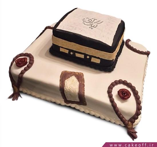 کیک تولد مذهبی - کیک حج ۲۱ | کیک آف